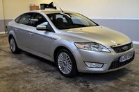 USED 2010 59 FORD MONDEO 2.2 TITANIUM X TDCI 5d 173 BHP Top Spec 2010 Ford Mondeo 2.2TDCi Titanium X with 104k miles and FSH! PX Welcome, Finance available!