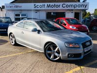USED 2010 60 AUDI A5 2.0 TFSI S Line Special Edition Automatic Coupe