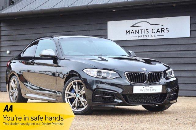 2016 66 BMW 2 SERIES 3.0 M240I 2d AUTO 335 BHP