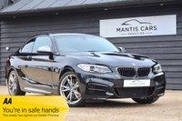 USED 2016 66 BMW 2 SERIES 3.0 M240I 2d AUTO 335 BHP