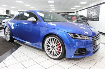 View our AUDI TTS