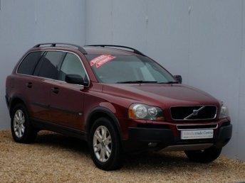 2005 VOLVO XC90 2.4 D5 SE 5d AUTO 161 BHP £3499.00