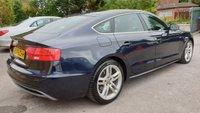 USED 2016 66 AUDI A5 2.0 TDI S LINE 5d AUTO 187 BHP