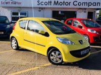 USED 2007 07 PEUGEOT 107 1.0 Urban 3 door