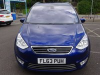 USED 2019 FORD GALAXY 1.6 TDI TITANIUM  7SEATER  IMMACULATE CONDITION WITH LOW LOW MILEAGE 7 SEATER FSH