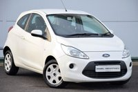 USED 2014 64 FORD KA 1.2 EDGE 3d 69 BHP AIR CONDITIONING - STUNNING