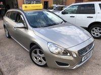USED 2011 61 VOLVO V60 2.4 D5 ES 5d AUTO 212 BHP