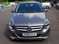 USED 2016 16 MERCEDES-BENZ B CLASS 1.5 B 180 D SE 5d AUTO 107 BHP *LOW MILEAGE HIGH SPECIFCATION EXAMPLE WITH FSH £20 RD TAX*