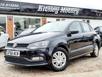 USED 2016 66 VOLKSWAGEN POLO 1.0 S AC 5DR £20 ROAD TAX!