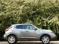 USED 2011 11 NISSAN JUKE 1.5 TEKNA DCI 5d 110 BHP 1 OWNER 94K LEATHER A/C VGC