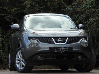 2011 NISSAN JUKE 1.5 TEKNA DCI 5d 110 BHP £4950.00