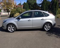 USED 2010 59 FORD FOCUS 1.6 ZETEC 5d 100 BHP