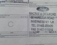 USED 2010 59 FORD FOCUS 1.6 ZETEC 5d 100 BHP