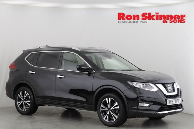 View our 2017 67 NISSAN X-TRAIL 1.6 DIG-T N-CONNECTA 5d 163 BHP