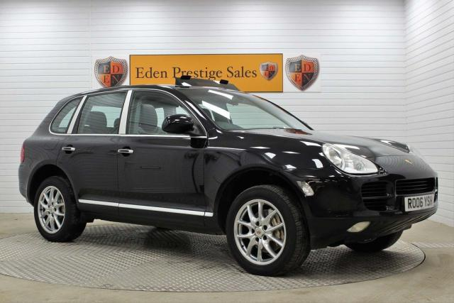 USED 2006 06 PORSCHE CAYENNE 4.5 S Tiptronic S AWD 5dr 1 OWN*R/ENT*PCM+NAV*PANO-ROOF
