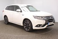 USED 2016 16 MITSUBISHI OUTLANDER 2.0 PHEV GX 4H 5DR SAT NAV HEATED LEATHER SEATS 1 OWNER FULL SERVICE HISTORY + FREE 12 MONTHS ROAD TAX + HEATED LEATHER SEAST + SATELLITE NAVIGATION + BLUETOOTH + CRUISE CONTROL + CLIMATE CONTROL + MULTI FUNCTION WHEEL + DAB RADIO + ELECTRIC SEATS + PRIVACY GLASS + XENON HEADLIGHTS + ELECTRIC WINDOWS + ELECTRIC MIRRORS + 18 INCH ALLOY WHEELS