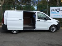 USED 2016 66 MERCEDES-BENZ VITO 2.1 114 BLUETEC 1d 136 BHP
