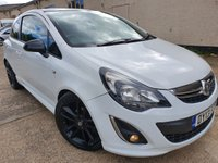 2013 VAUXHALL CORSA 1.2 LIMITED EDITION 3d 83 BHP £2995.00