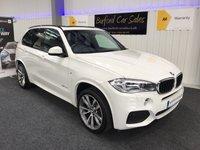 USED 2016 16 BMW X5 3.0 XDRIVE30D MSPORT 255BHP