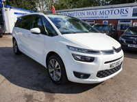 USED 2015 65 CITROEN C4 GRAND PICASSO 1.6 BLUEHDI SELECTION 5d 118 BHP 0%  FINANCE AVAILABLE ON THIS CAR PLEASE CALL 01204 393 181