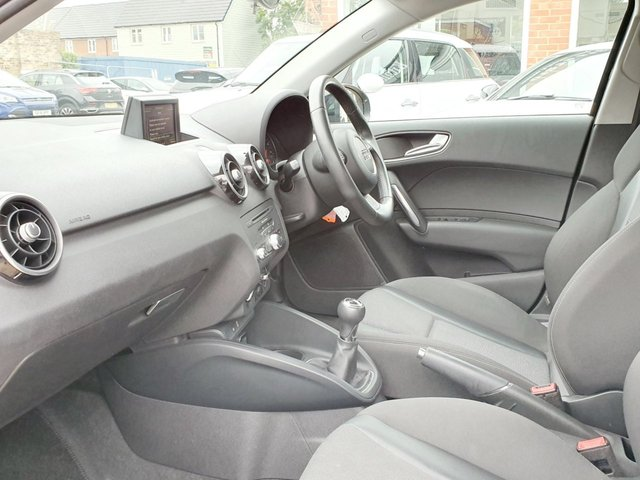 AUDI A1 at Kiteley Motors