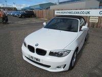 2011 BMW 1 SERIES 2.0 118D SE 2d AUTO 141 BHP £7995.00