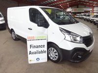 USED 2015 15 RENAULT TRAFIC 1.6 SL29 BUSINESS DCI S/R P/V 115 BHP SWB VAN TAILGATE & A/C AA DEALER WARRANTY PROMISE - TRADING STANDARDS APPROVED