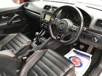 USED 2013 13 VOLKSWAGEN SCIROCCO 2.0 GTS TDI 2d 175 BHP