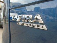 USED 2016 16 VAUXHALL ZAFIRA TOURER 1.4 EXCLUSIV 5d 138 BHP ULEZ EXEMPT