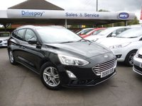 2019 FORD FOCUS ZETEC 1.5 TDCI ZETEC ESTATE 5DR £16999.00