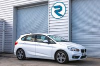 2016 BMW 2 SERIES 2.0 220D SPORT ACTIVE TOURER 5d AUTO 188 BHP £12000.00