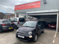 USED 2018 18 FIAT 500 1.2 POP 3d 69 BHP ONLY 6090 MILES FROM NEW! GREAT EXAMPLE WITH ONLY £20 ROAD TAX! FANTASTIC ECONOMY, LOW INSURANCE AND A PERFECT FIRST CAR