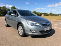 2012 VAUXHALL ASTRA 1.6 EXCLUSIV 5d 113 BHP £4995.00