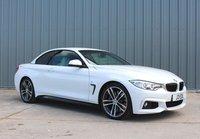 2015 BMW 4 SERIES 3.0 435I M SPORT 2d AUTO 302 BHP £21995.00