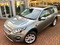 USED 2016 66 LAND ROVER DISCOVERY SPORT 2.0 TD4 HSE 5d AUTO 7 SEAT 180 BHP Massive Specification HSE with 7 Seats, a Panoramic Roof, Heated Seats and Steering Wheel, a Gesture Operated Tailgate, Navigation, Climate Control, Cruise Control, a Reverse angle camer and so much more........
