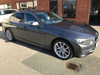 2014 BMW 3 SERIES 2.0 320D LUXURY 4DOOR 184 BHP £11495.00
