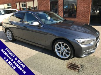 2014 BMW 3 SERIES 2.0 320D LUXURY 4DOOR 184 BHP £11495.00