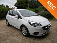 USED 2016 16 VAUXHALL CORSA 1.4 DESIGN 5d AUTO 89 BHP 5 Door Automatic Petrol!!  Alloy Wheels, Apple Car Play/Android Auto, Cruise Control