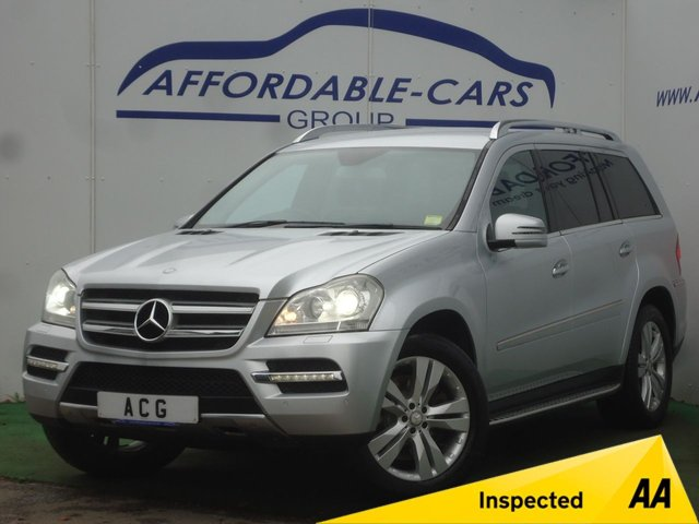 View our MERCEDES-BENZ GL-CLASS