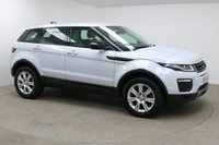 USED 2016 66 LAND ROVER RANGE ROVER EVOQUE 2.0 TD4 SE TECH 5d AUTO 177 BHP SERVICE HISTORY + 1 OWNER + SAT-NAV + HEATED WINDSCREEN + HEATED SEATS + LEATHER + CRUISE CONTROL