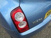 USED 2010 10 NISSAN MICRA 1.2 N-TEC 3d 80 BHP