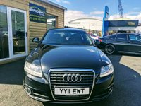 USED 2011 11 AUDI A6 2.0 TDI S LINE SPECIAL EDITION 4d 168 BHP ****FINANCE AVAILABLE****£46 Per week