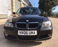 USED 2006 06 BMW 3 SERIES 2.0 318I ES 4d 128 BHP