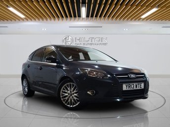 Used FORD FOCUS for sale in Leighton Buzzard