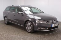 USED 2012 61 VOLKSWAGEN PASSAT 1.6 SPORT TDI BLUEMOTION TECHNOLOGY 5DR 104 BHP SAT NAV £30 12 MONTHS ROAD TAX + BLUETOOTH + CRUISE CONTROL + CLIMATE CONTROL + MULTI FUNCTION WHEEL + RADIO/CD + ELECTRIC WINDOWS + ELECTRIC MIRRORS + ALLOY WHEELS