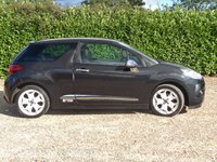 2011 CITROEN DS3 1.6 HDI BLACK AND WHITE 3d 90 BHP £3100.00