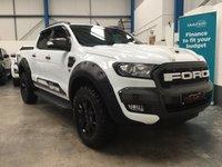 2017 FORD RANGER 3.2 WILDTRAK 4X4 DCB TDCI 4d 197 BHP £22995.00