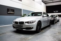 2014 BMW 3 SERIES 2.0 328I LUXURY WITH M SPORT LOOKS 4d AUTO 242 BHP