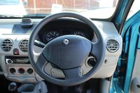USED 2007 07 RENAULT KANGOO 1.2 AUTHENTIQUE 16V 5d 75 BHP WHEELCHAIR CONVERSION