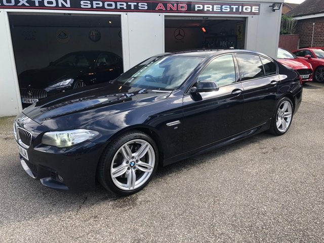 BMW 5 SERIES at Euxton Sports and Prestige
